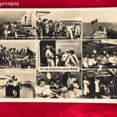 Postales: POSTAL ORIGINAL, KRIEGSMARINE, MARINA DE GUERRA ALEMANA. Lote 162486270