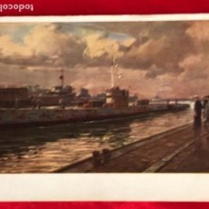 Postales: POSTAL ORIGINAL, KRIEGSMARINE, MARINA DE GUERRA ALEMANA. Lote 162486466