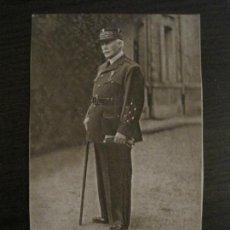 Postales: EL GENERAL FRANCES PHILLIPE PETAIN-II GUERRA MUNDIAL-POSTAL ANTIGUA-VER FOTOS-(59.193). Lote 162965642