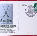 Postales: POSTKARTE ORIGINAL, TARJETA DE PROPAGANDA POSTAL ALEMANA. Lote 163532870