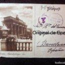 Postales: (JX-190553)TARJETA POSTAL ENVIADA DESDE EL FRENTE RUSO , 7-5-1943 , DIVISIÓN AZUL,MADRINA DE GUERRA.. Lote 164213818