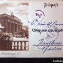 Postales: (JX-190556)TARJETA POSTAL ENVIADA DESDE EL FRENTE RUSO,19-6-1943,DIVISIÓN AZUL,MADRINA DE GUERRA.. Lote 164216258