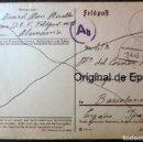 Postales: (JX-190565)TARJETA POSTAL ENVIADA DESDE EL FRENTE RUSO,31-3-1943,DIVISIÓN AZUL,MADRINA DE GUERRA.. Lote 164554726