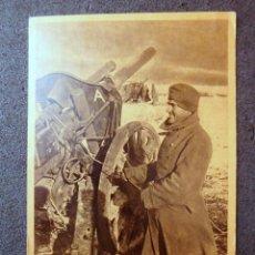 Postales: (JX-190569)TARJETA POSTAL ENVIADA DESDE EL FRENTE RUSO,31-8-1943,DIVISIÓN AZUL,MADRINA DE GUERRA.. Lote 164559670