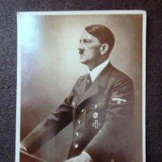 Postales: (JX-190570)TARJETA POSTAL ENVIADA DESDE EL FRENTE RUSO,29-8-1943,DIVISIÓN AZUL,MADRINA DE GUERRA.. Lote 164563574