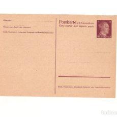 Postales: TARJETA POSTAL ALEMANA, ADOLF HITLER - III REICH. Lote 56805971