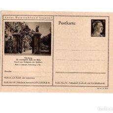 Cartes Postales: TARJETA POSTAL ALEMANA, ADOLF HITLER - III REICH. Lote 166602862