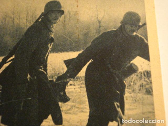 Postales: ESPAÑA DIVISION AZUL EN RUSIA 2ª GUERRA MUNDIAL - ANTITANQUES - MIRA OTRAS EN VENTA - Foto 2 - 166736342