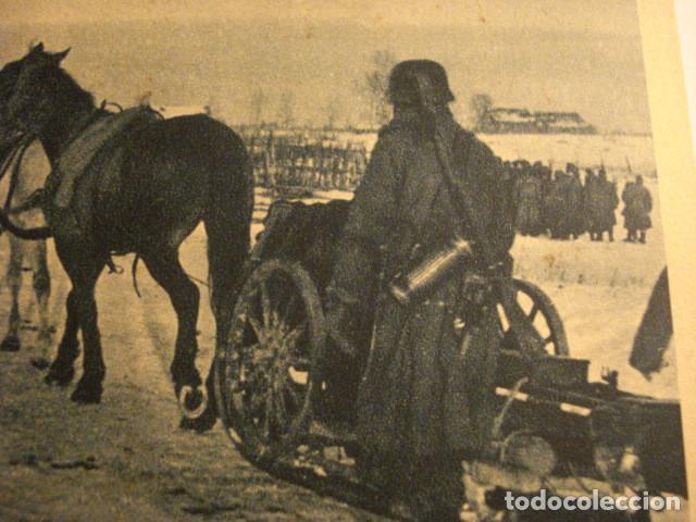 Postales: ESPAÑA POSTAL DIVISION AZUL EN RUSIA - SEGUNDA GUERRA MUNDIAL - A TRAVES DEL HIELO - MIRA OTRAS - Foto 2 - 166853402