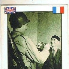 Postales: LIBERACIÓN DE FRANCIA 1944. Lote 171210209