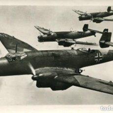 Postales: ALEMANIA-LUFTWAFFE-JUNKERS JU 86 K- AÑO SETIEMBRE 1943-FOTOGRÁFICA ORIGINAL.. Lote 171440713