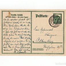 Postales: TARJETA POSTAL ALEMANA, FECHADA EN 1932 - III REICH. Lote 174184044