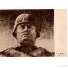 Postales: ASSOCIAZIONE NACIONALE. MUTILATI E INVALIDI DI GUERRA. ASOCIACIÓN NACIONAL MUTILADOS DE GUERRA. Lote 174576594