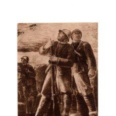 Postales: ASSOCIAZIONE NACIONALE. MUTILATI E INVALIDI DI GUERRA. ASOCIACIÓN NACIONAL MUTILADOS DE GUERRA. Lote 174576625