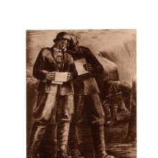 Postales: ASSOCIAZIONE NACIONALE. MUTILATI E INVALIDI DI GUERRA. ASOCIACIÓN NACIONAL MUTILADOS DE GUERRA. Lote 174576753