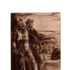 Postales: ASSOCIAZIONE NACIONALE. MUTILATI E INVALIDI DI GUERRA. ASOCIACIÓN NACIONAL MUTILADOS DE GUERRA. Lote 174576834