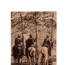 Postales: ASSOCIAZIONE NACIONALE. MUTILATI E INVALIDI DI GUERRA. ASOCIACIÓN NACIONAL MUTILADOS DE GUERRA. Lote 174576999