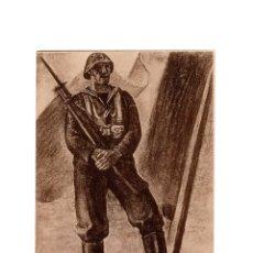 Postales: ASSOCIAZIONE NACIONALE. MUTILATI E INVALIDI DI GUERRA. ASOCIACIÓN NACIONAL MUTILADOS DE GUERRA. Lote 174577103