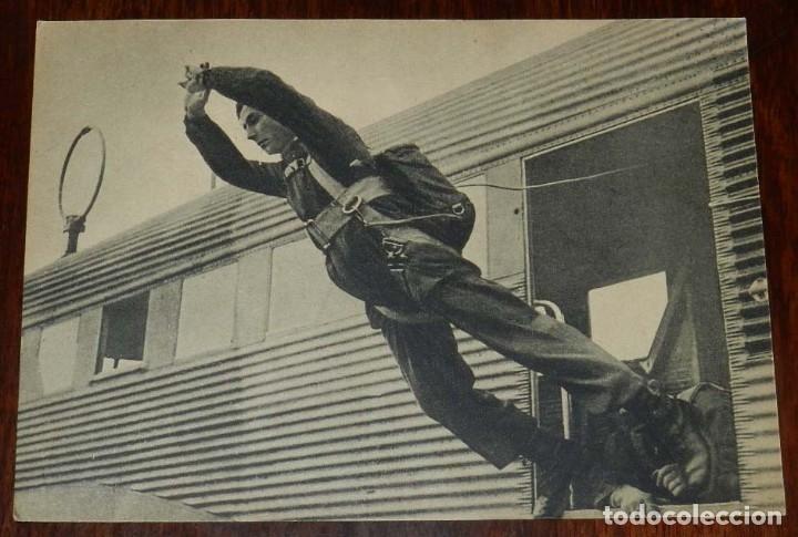 2ª SEGUNDA GUERRA MUNDIAL, EJERCITO ALEMAN. WEHRMACHT. DER ADLER, POSTAL FOTOGRAFICA, SIN CIRCULAR (Postales - Postales Temáticas - II Guerra Mundial y División Azul)