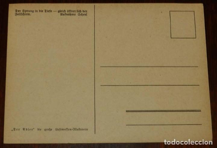 Postales: 2ª SEGUNDA GUERRA MUNDIAL, EJERCITO ALEMAN. WEHRMACHT. DER ADLER, POSTAL FOTOGRAFICA, SIN CIRCULAR - Foto 2 - 177248494