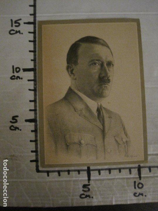 Postales: ADOLF HITLER-POSTAL ANTIGUA-VER FOTOS-(63.674) - Foto 5 - 181793552