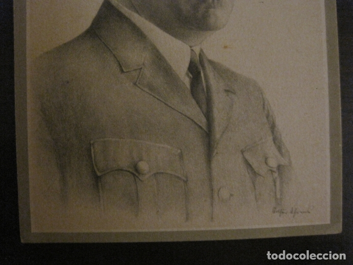 Postales: ADOLF HITLER-POSTAL ANTIGUA-VER FOTOS-(63.674) - Foto 3 - 181793552