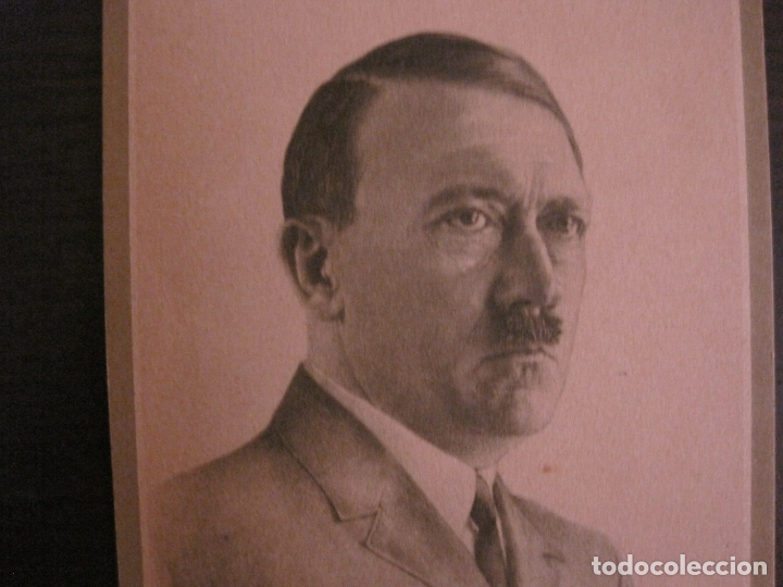 Postales: ADOLF HITLER-POSTAL ANTIGUA-VER FOTOS-(63.674) - Foto 2 - 181793552