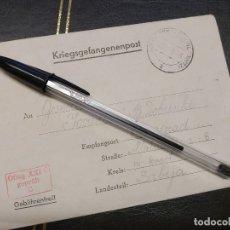 Postales: CAMPO DE OFICIALES OFLAG XXI C POW SCHOKKEN POLONIA, SEGUNDA GUERRA MUNDIAL WWII.. Lote 181793851