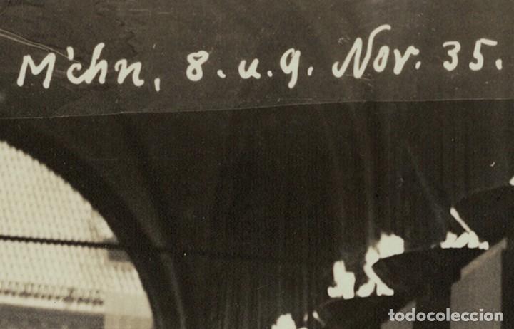 Postales: Alemania Tercer Reich / Nazi – Munich, 1935 – Acto homenaje (leer descripción) Postal fotográfica - Foto 5 - 182636907