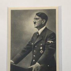 "Postales: POSTAL HITLER DIVISIÓN AZUL ""AGRADECIMIENTO HITLER"". Lote 186065560"