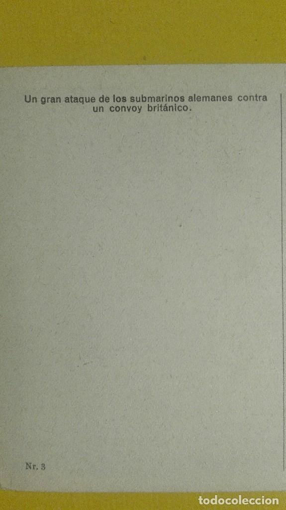 Postales: POSTAL ORIGINAL II GUERRA MUNDIAL. DIVISION AZUL - Foto 3 - 189686947
