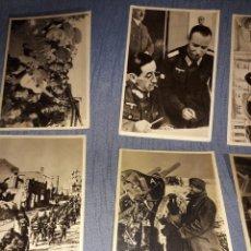 Postales: DOCE POSTALES DIVISIÓN AZUL. Lote 191278087
