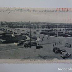 Postales: DIVISIÓN ESPAÑOLA DE VOLUNTARIOS. DIVISIÓN AZUL. 1942. POSTAL DESDE TROYES, FRANCIA.. Lote 192987406