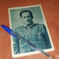 Postales: DIVISION AZUL, GENERAL MUÑOZ GRANDES, POSTAL SIN CIRCULAR, 15 X 10,5 CM.. Lote 194126440