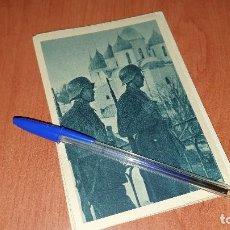 Postales: DIVISION AZUL, EN ESCUCHA FRENTE AL ENEMIGO, POSTAL SIN CIRCULAR, 15 X 10,5 CM.. Lote 194130138