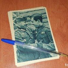 Postales: DIVISION AZUL, COMPAÑEROS DE ARMAA AYER Y HOY, POSTAL SIN CIRCULAR, 15 X 10,5 CM.. Lote 194130298