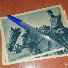 Postales: DIVISION AZUL, EN MARCHA HACIA EL FRENTE, POSTAL SIN CIRCULAR, 15 X 10,5 CM.. Lote 194130381