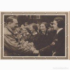 Cartes Postales: POSTAL PROPAGANDA ADOLF HITLER. III REICH. NAZI.. Lote 197067572