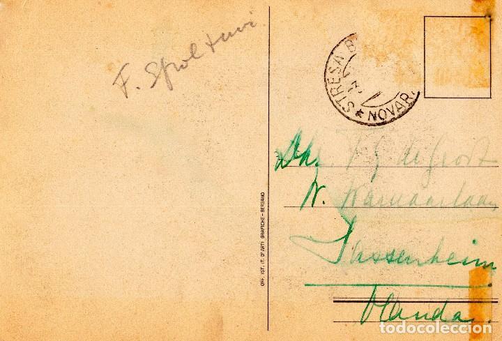 Postales: RARA POSTAL DE HITLER Y MUSSOLINI. PRIMAVERA 1938. - Foto 5 - 52326104