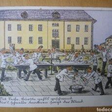 Postales: ALEMANIA NAZI 1942 FELDPOST WEHRMACHT POSTAL. Lote 209241318