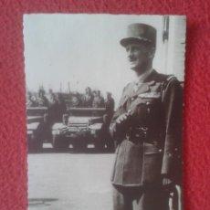 Postales: POST CARD EL GÉNÉRAL PHILIPPE LECLERC FRANCIA FRANCE MILITAR EJÉRCITO ARMY GUERRE WAR WORLD....VER... Lote 210074208