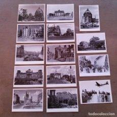 Postales: COLECCIÓN 14 POSTALES BERLIN CIUDAD DESTRUIDA (P28). Lote 213042618
