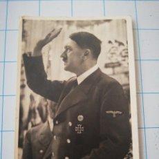 Postales: POSTAL HITLER.. Lote 219193013