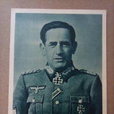 Cartes Postales: POSTAL PROPAGANDA HERAUSGEBER GENERAL MUÑOZ GRANDES DIVISIÓN AZUL 2 GUERRA MUNDIAL. Lote 220951000