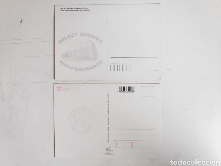 Postales: Postales Segunda guerra Mundial. Polonia - Foto 2 - 221271445