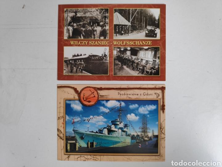 POSTALES SEGUNDA GUERRA MUNDIAL. POLONIA (Postales - Postales Temáticas - II Guerra Mundial y División Azul)