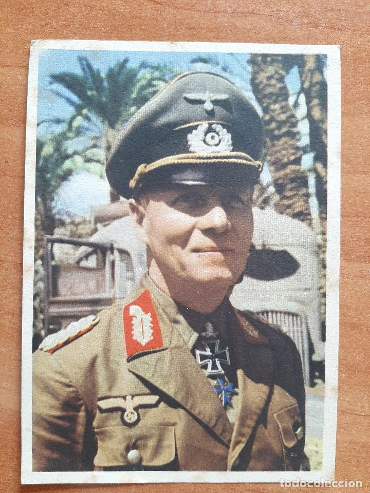 POSTAL : MARISCAL ROMMEL (Postales - Postales Temáticas - II Guerra Mundial y División Azul)