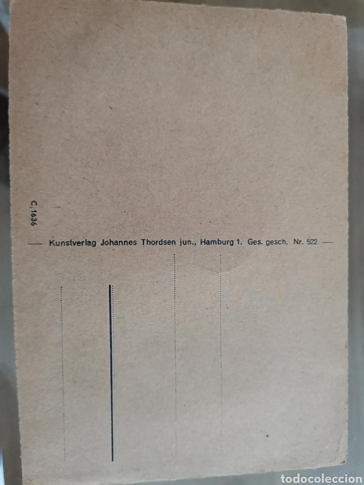 Postales: CN postal alemana segunda guerra mundial. Bunker en Sevastopol. PK Kriegsberichter Karbach PBZ - Foto 2 - 222347123
