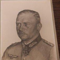 Cartes Postales: POSTAL NAZI GENERAL ALEMÁN GUDERIAN TERCER REICH II - G. MUNDIAL. Lote 223079806