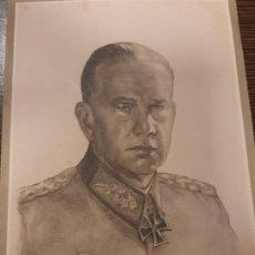 Cartes Postales: POSTAL NAZI GENERAL ALEMÁN VON REICHENAU TERCER REICH II - G. MUNDIAL. Lote 223082508